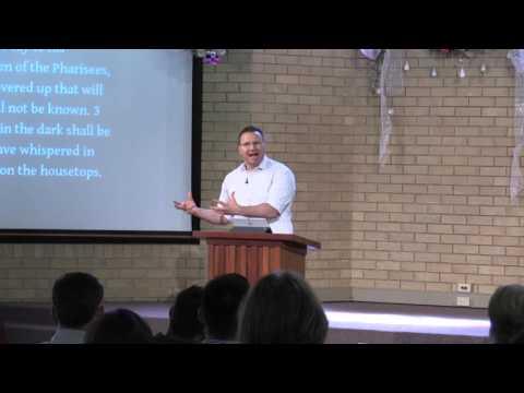 Antidote for Hypocrisy ~ Luke 12:1-7