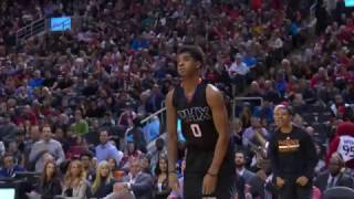 Marquese Chriss Throws Down The MONSTER Alleyoop | 01 22 17