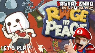 Rage in Peace Gameplay (Chin & Mouse Only)