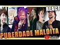 DESAFINAÇÃO BIZARRA BTS EXO Kpop Shawn Mendes Ed Sheeran Justin Bieber e mais React