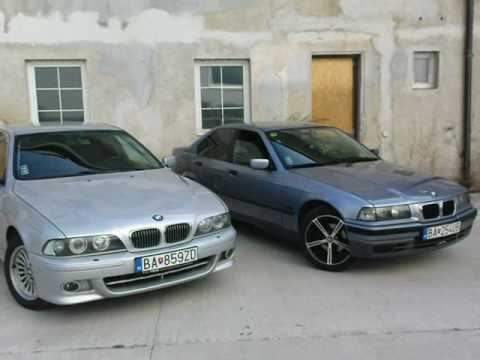 bmw e39 523i vs e36 320i youtube. Black Bedroom Furniture Sets. Home Design Ideas