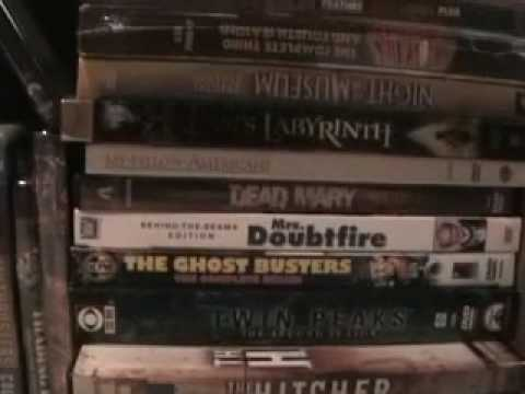My Dvd Collection