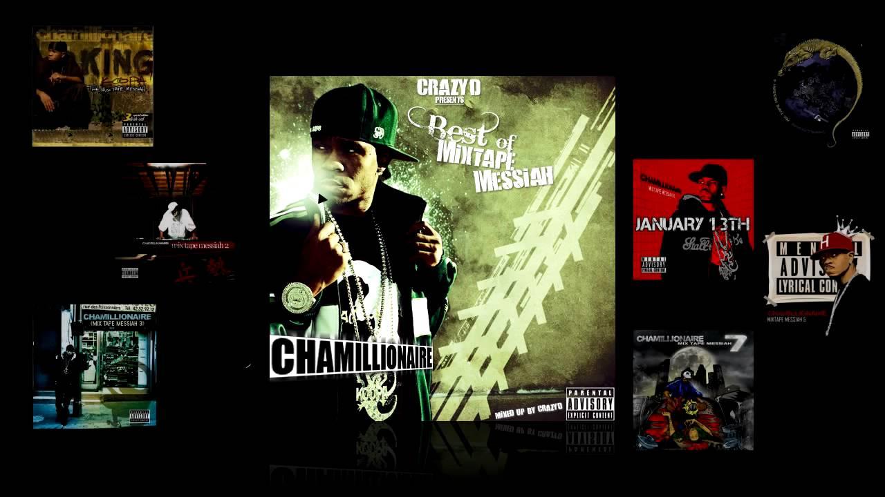 Chamillionaire in my city mayne screwed ( mixtape messiah 7.