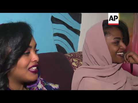 Khartoum man opens home to artists and musicians