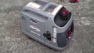 Briggs & Stratton P2000 Inverter Generator Overview