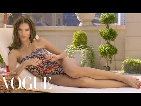 Emily Ratajkowski Explains Single Payer Health Care | Now You Know | Vogue