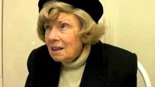 My mother. Hensha Lipschutz.  Her Good Vorts, (Good words)