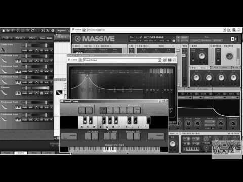Mixcraft - How to make a 808 bass in Mixcraft 6