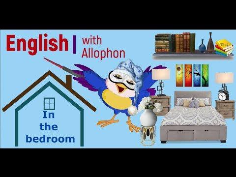 Как правильно описать свою комнату