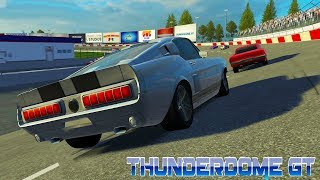 Thunderdome GT Android/iOS - American Muscle Cars - Android Gameplay ᴴᴰ
