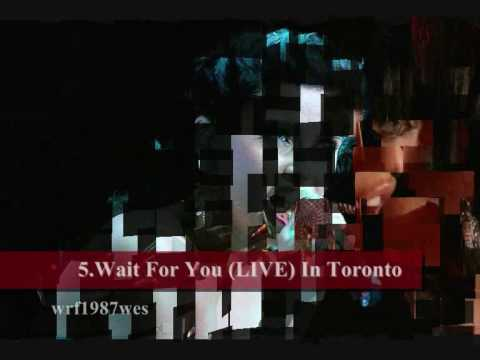 5.Nelly Furtado Wait For You (LIVE )InToronto)music)