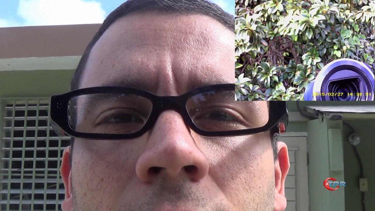 93ed70c50a851 Reseña  Mini HD 720P Spy Camera Glasses - YouTube