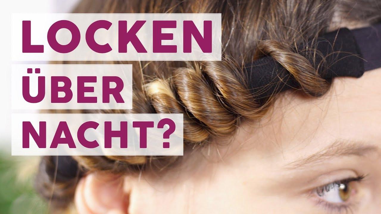 Locken über Nacht Funktioniert Das Haarband Wirklich Produkttest
