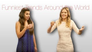 Funniest Trends in 19 Countries (Part 1)