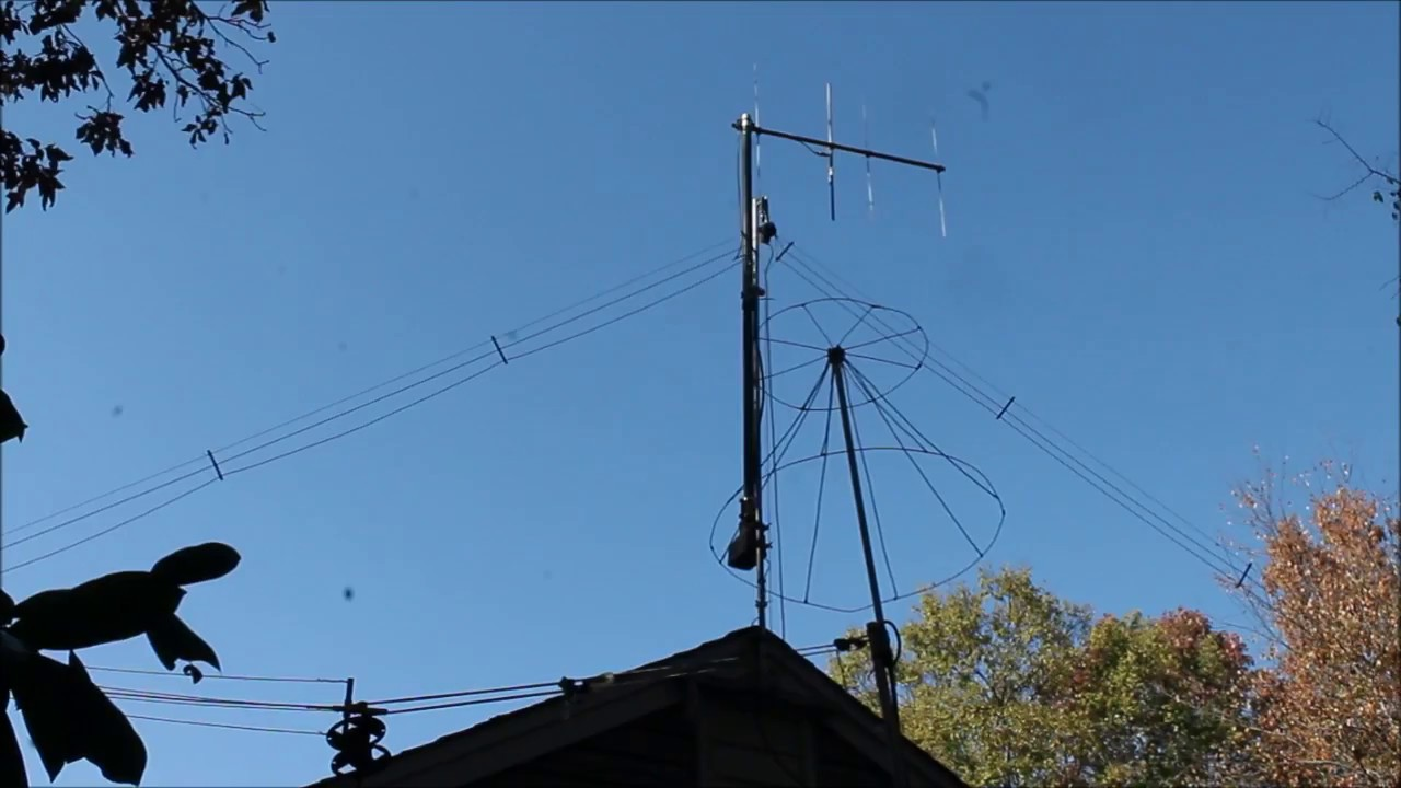 Link your Antenna's Rotator 2 Google Earth