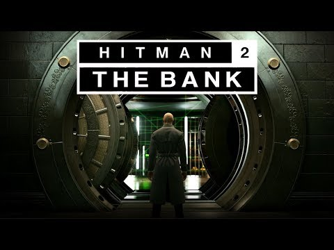 Hitman 2 - The Bank DLC - Let's Play (All Mission Stories