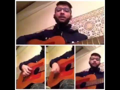 Tsunami ahmed chawki cover guitar