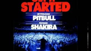 Pitbull - Get It Started - Pitbull - Get It Started - Free Download