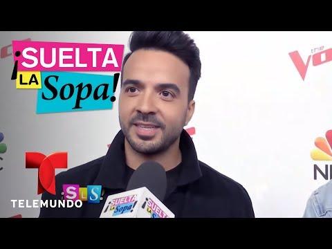 Luis Fonsi y Daddy Yankee arrasaron en The Voice con su canción Despacito | Suelta La Sopa | Entre