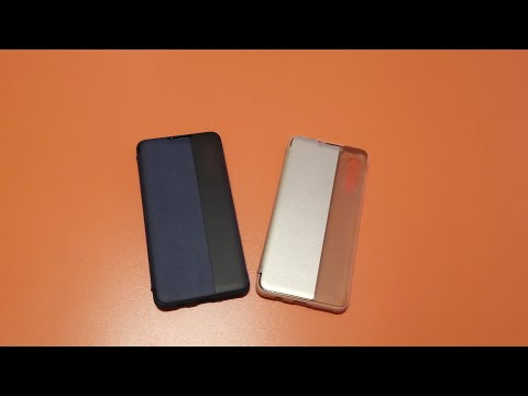 Умный чехол Huawei SmartView Flip Cover для Huawei P30 Lite - обзор