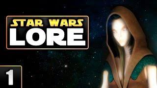 История вселенной Звездных Войн. Часть 1: Небожители | Star wars lore