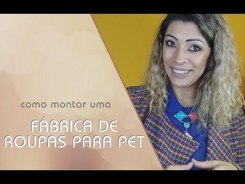 COMO MONTAR UMA FÁBRICA DE ROUPAS PARA #PET - CME