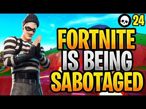 Why Fortnite Intentionally SABOTAGED Public Matches... (Fortnite New Update - Season 8)