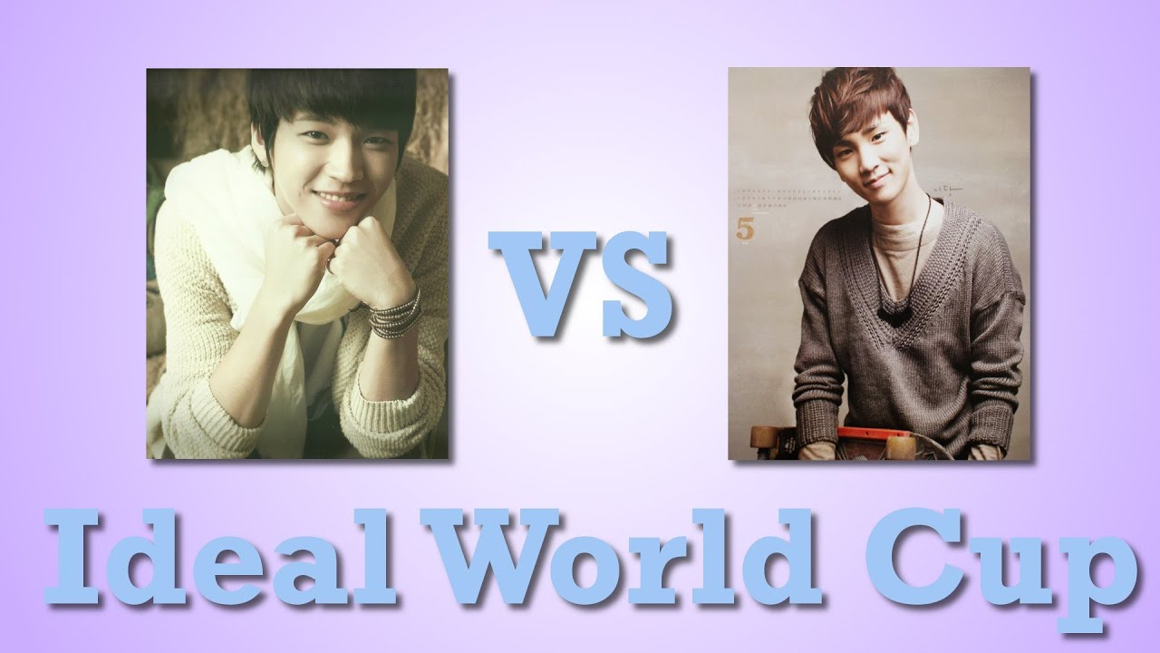 Kpop Idol Ideal World Cup Youtube