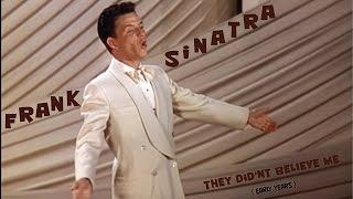 Frank Sinatra - They didn
