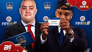 F8TAL WORLD CUP! THE DRAW! | FIFA 18 ULTIMATE TEAM!