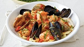 How to Make Seafood Arrabbiata  MyRecipes