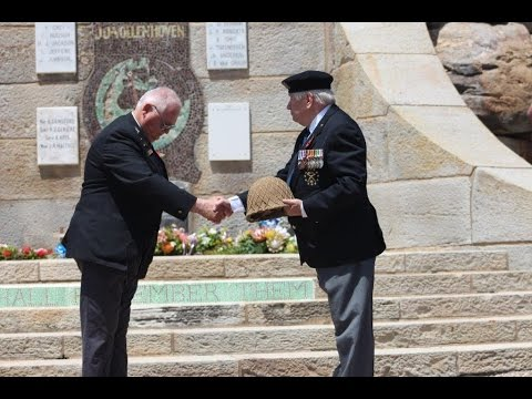 Commemoration Day in Mossel Bay 2014