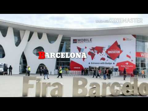 Mobile World Congress 2k17 BARCELONA