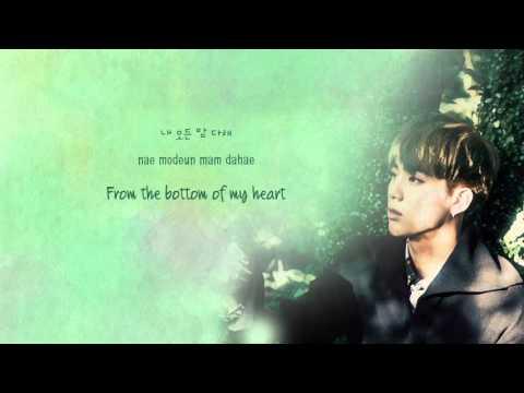 BTS JIN – Mom (엄마) (Cover) [Han Rom Eng lyrics]
