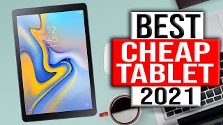 Best Cheap Tablets in 2021|5 Best Budget Tablets