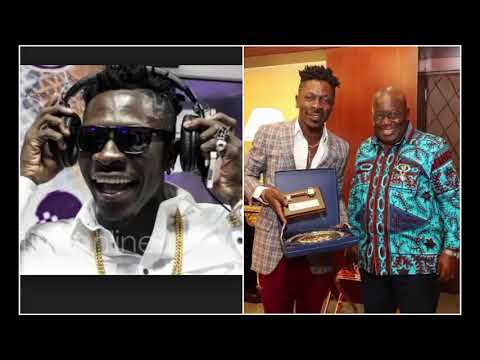 Ghanaian Artists trying to See Akuffo Addo too is not Serious - Shatta Wale