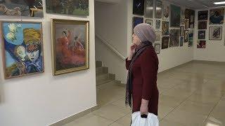 Выставка ''Я Моне Я Шишкин Я Малевич'' открылась в Минске