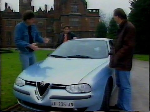 Old Top Gear 1997 - Car of the Year '97