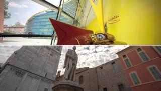 Gambar cover Circuito città d'arte della Pianura padana per Expo