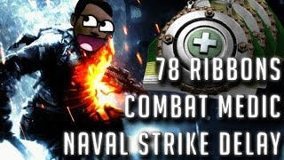 78 Ribbons in Battlefield 4 - Naval Strike Delayed