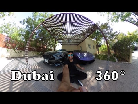360° DUBAI HOUSE TOUR !!!