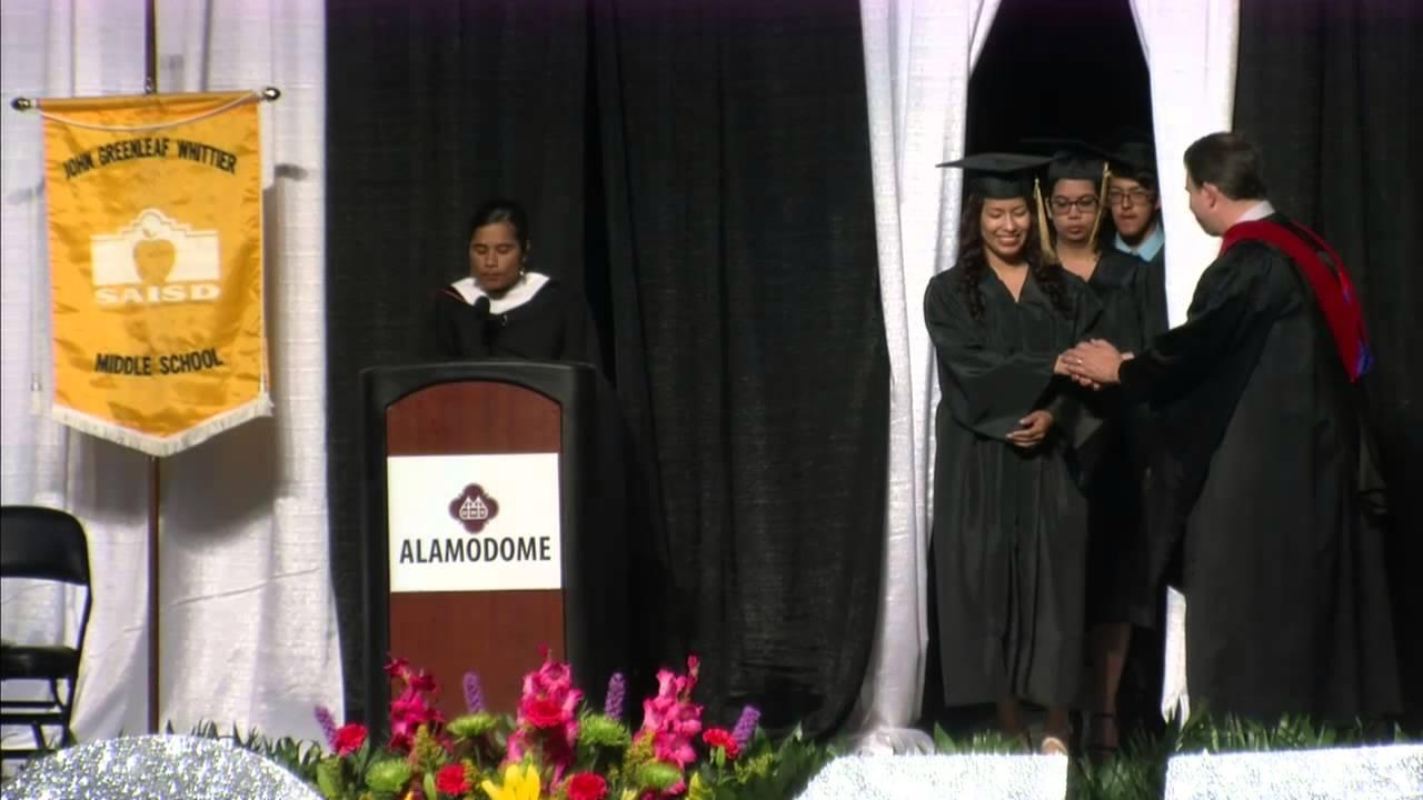 Alumni want to order a duplicate diploma that says thomas edison - Saisd Class Of 2015 Edison High School Graduation