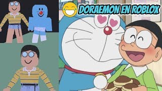INTRO DE DORAEMON IN ROBLOX