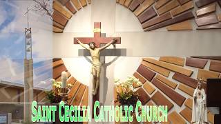 11 01 2018 ALL SAINTS DAY PART 3 Cộng Đoàn Saint Cecilia Catholic Tustin California 2018