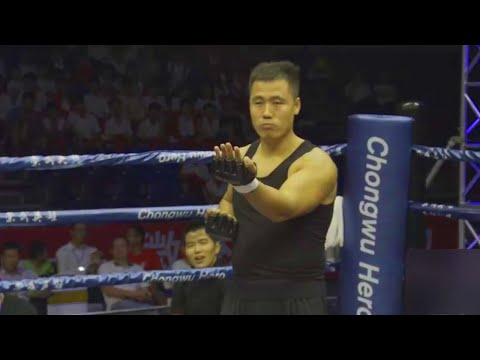 Wing Chun Master Challenges MMA Fighter - Is Wing Chun Effective In Street Fights?