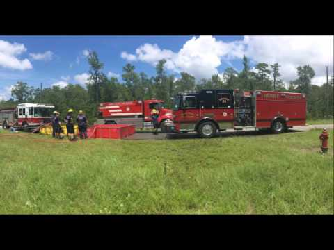 Horry County Fire Rescue Station 34 Year in Review 2016
