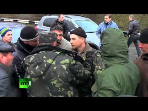 Украина. Противостояние