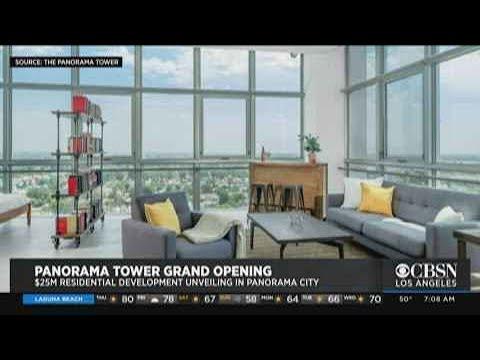 Panorama Tower Reopening
