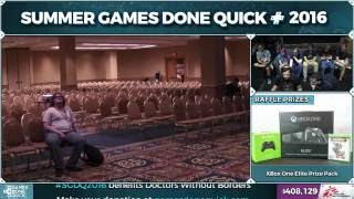 Max Payne 2 by saintmillion in 36:22 - SGDQ 2016 - Part 105