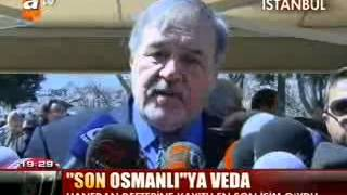 ATV Neslişah Sultan Cenaze - [tvarsivi.com]